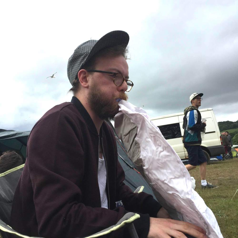 Stewart blowing chair